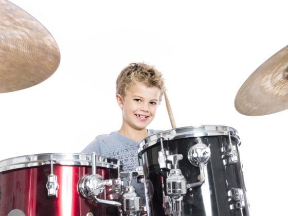 Des cours de batterie pour enfant à Paris avec l'école Easy Band