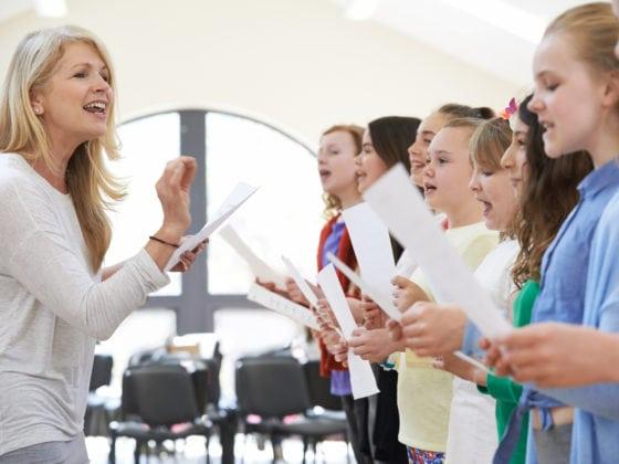 Des cours de chant pour enfant à Paris