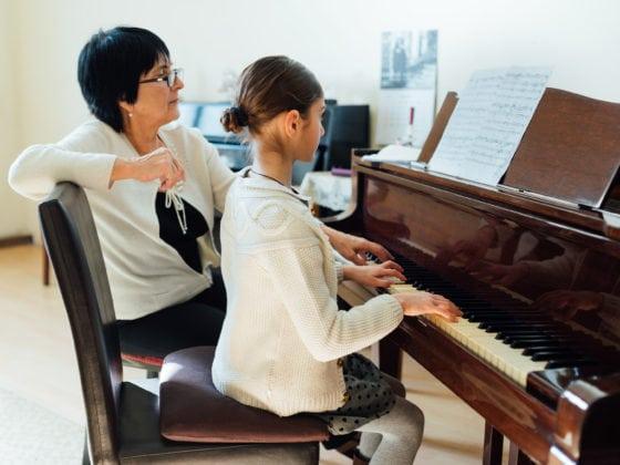 Des cours de piano pour enfant à Paris avec l'école Easy Band