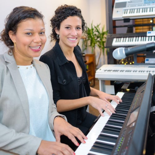 cours de piano à paris Easy Band