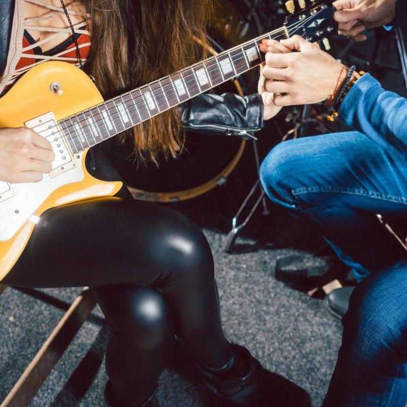 Ecole de guitare à Paris Easy Band